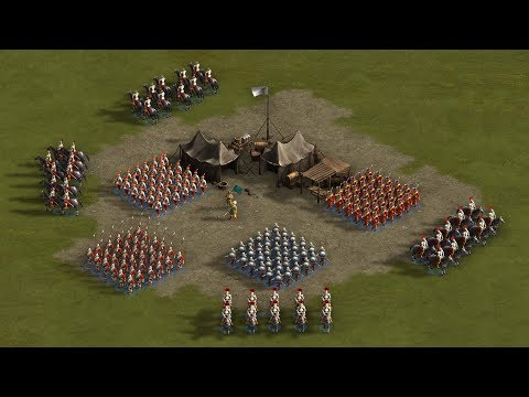 Cossacks 3 - Mission 4 THE WAR IN GERMANY | The Lion of the North