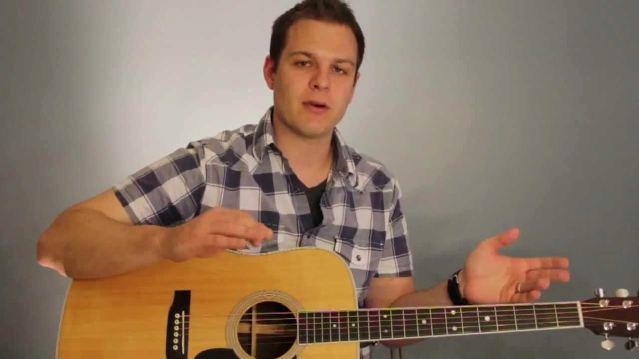 Your Grace Is Enough Matt Maher Chris Tomlin Tutorial Youtube