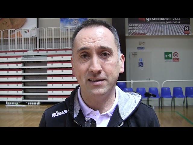 Play Off 5° posto al via: le parole di coach Cuttini
