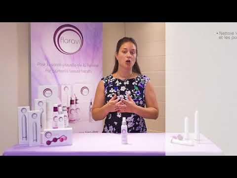 Floravi - Nettoyant antibactérien Steri-clean