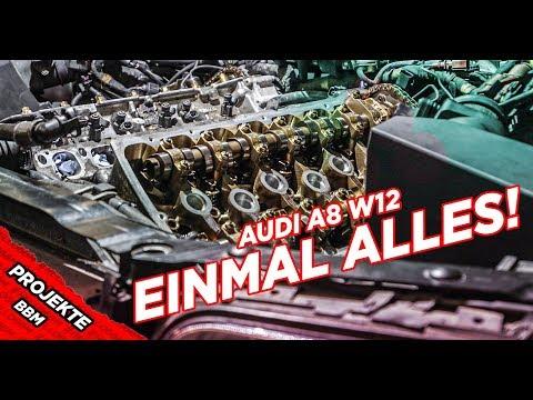 EINMAL ALLES! |  Audi A8 W12 By BBM Motorsport