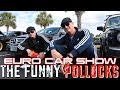 Meet 2 ???? Pollock Guys from the EURO Car Show @ the Beach - Isle of Palms 2017