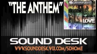 Planet Shakers - The Anthem INSTRUMENTAL (SHORT VERSION)