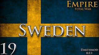 Empire Total War: Darthmod - Sweden Campaign #19 ~ New Colony!