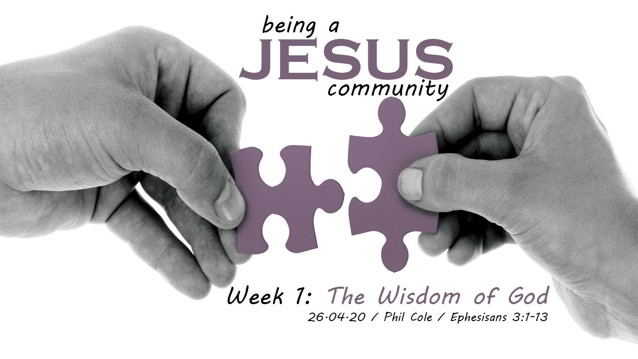 Being a Jesus Community