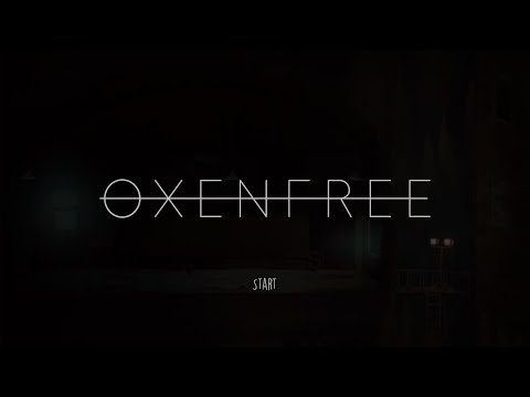 OXENFREE - 2nd game/chapter 7 (Save Clarissa)  