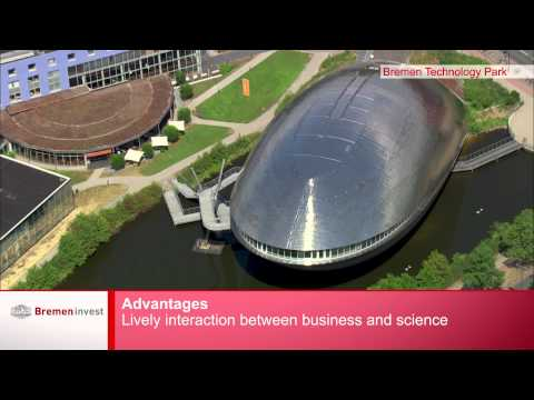 Bremen Technology Park - First adress for high tech and research
