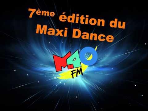 7 ème édition du Maxi Dance ( 01-03-204 au 07-03-2014 )