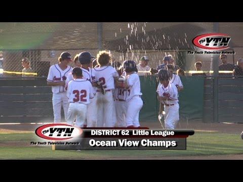 Huntington Valley Vs Ocean View District 62 Championship (recap)