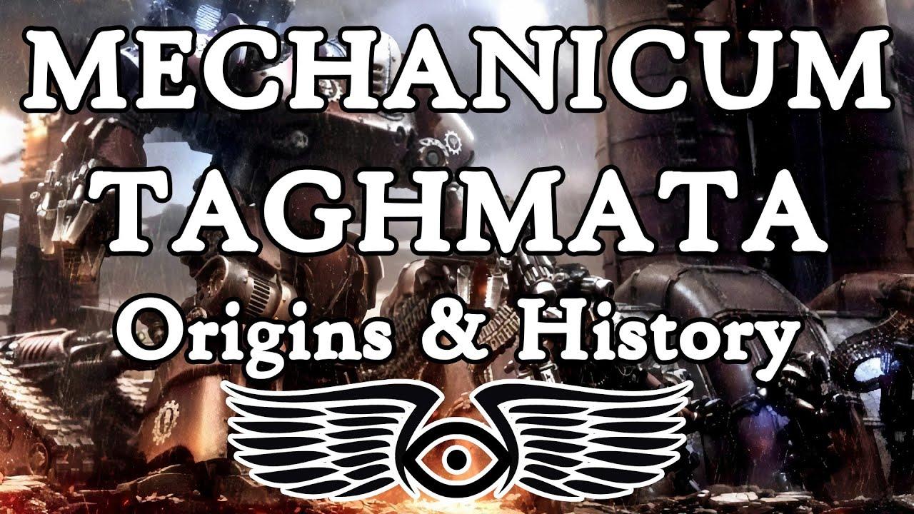 Mechanicum Taghmata: Origins & History (Warhammer 40K & Horus Heresy Lore)
