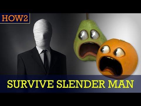 HOW2: How to Survive Slenderman! #Shocktober