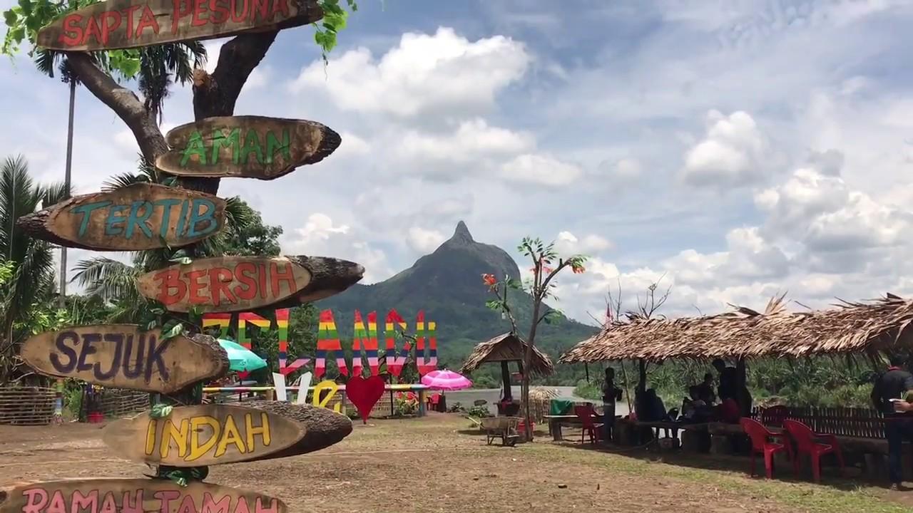 Wisata Pelancu Kabupaten Lahat Youtube