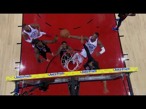 Raptors Highlights: Wright And-One - February 3, 2019