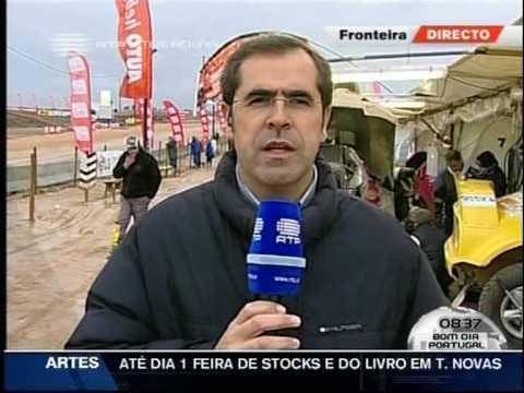 extrait journal 24 H TT Portugal 2009