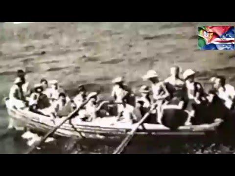 CABO  VERDE  1937 - vídeo raro