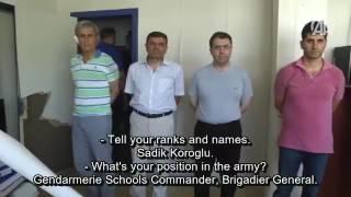 Masterminds of Turkey's failed coup attempt taken into custody