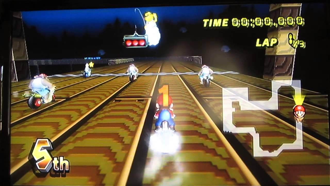 Download Mario Kart Wii Online Races: Race #9