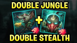 Double Jungle + Double Stealth + Double Predator = ??