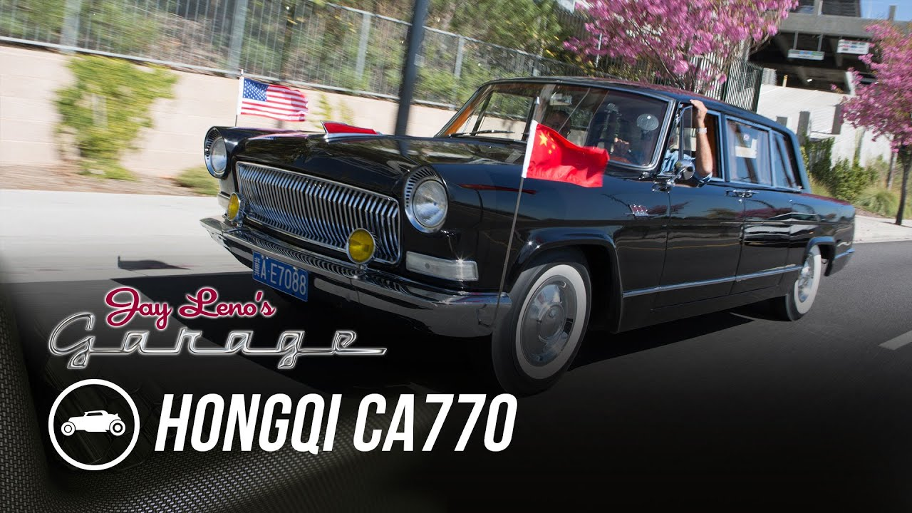1978 Hongqi Ca770 Jay Leno S Garage Youtube