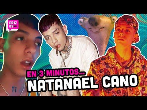 Natanael Cano, sus polémicas y sus CORRIDOS TUMBADOS | En 3 minutos