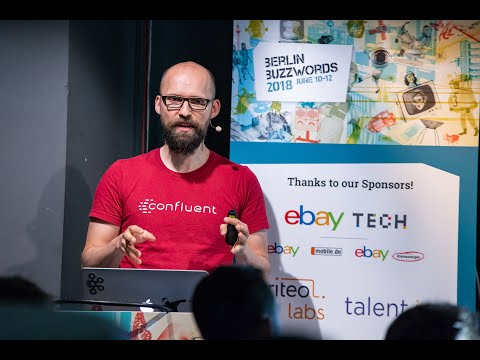 Berlin Buzzwords 2018: Michael Noll – distributed stream processing for everyone with KSQL #bbuzz on YouTube