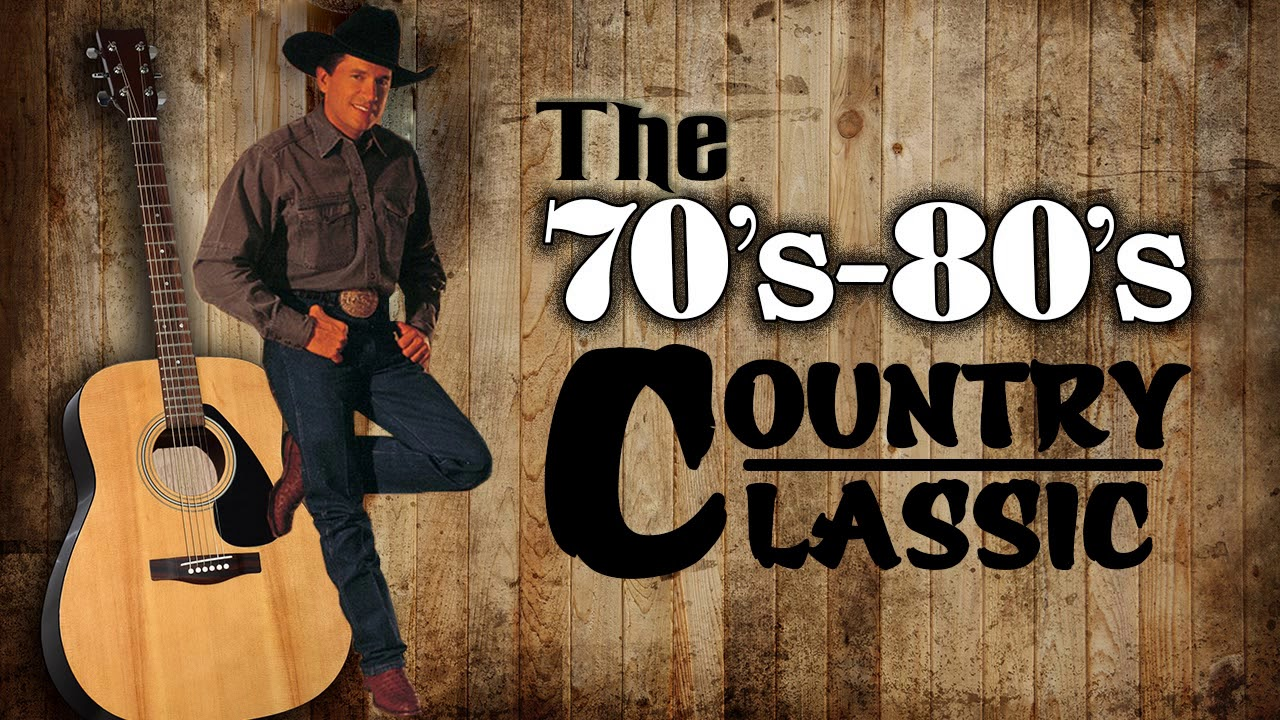 Top Hits 100 Classic Country Songs Of 70s 80s Greatest Old Country Music Of 70s 80s Youtube