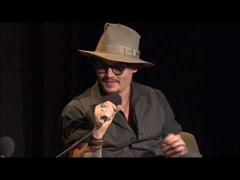 Johnny Depp Best & Funny Moments #4