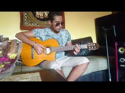Turkish song - guitar