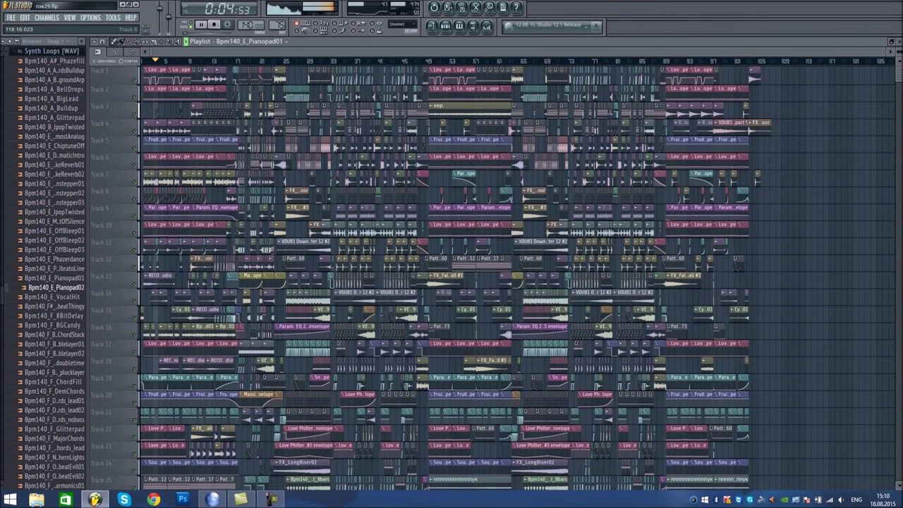 *Free FLP* FL STUDIO Best Project Ever (Best of 2017)