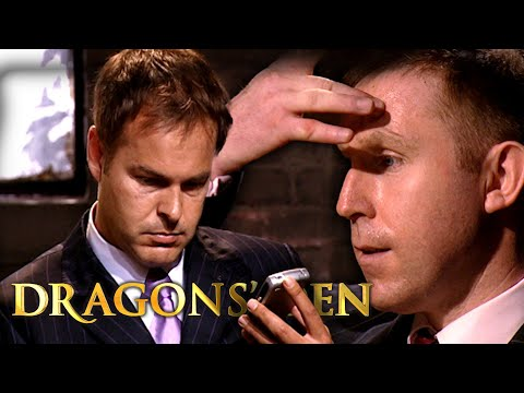 Dating app gets Dragons hot under the collar | Dragons' Den - BBC from YouTube · Duration:  14 minutes 8 seconds