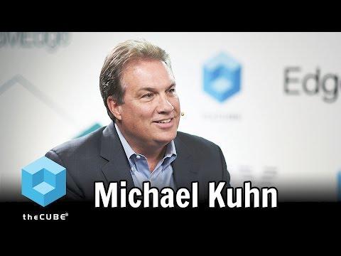Michael Kuhn, IBM - IBM Edge 2016 #IBMEdge #theCUBE