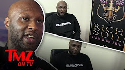 Lamar Odom's Getting Into The Weed Business! | TMZ TV