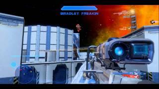 Bradley Freakin : Halo 4 Montage - Edited by Dream