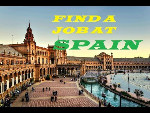 Latest job in Spain//2018-2019//apply now/How to apply job in Spain,Madrid,Europe
