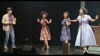 2017年12月2日~17日に新国立劇場中劇場で上演のミュージカル「メンフィ...