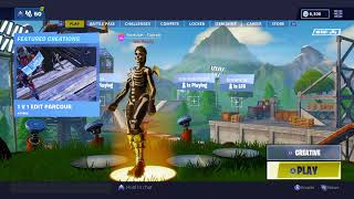 Fortnite/grinding 1k sous/clan tryouts/Gifting subs