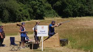 CPSA World English Sporting - The Blue Course