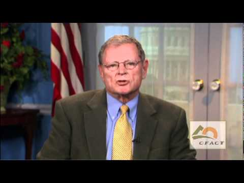 Sen. Inhofe & CFACT to UN climate conference: Kyoto is dead!