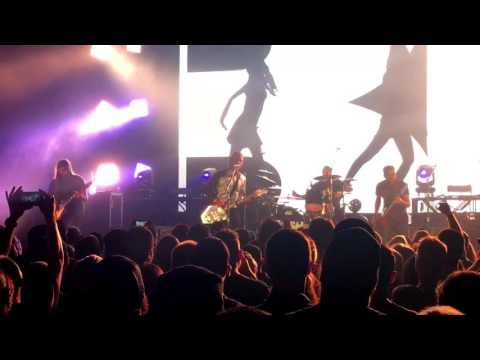 "Bush ""Everything Zen"" live at The Orbit Room in Grand Rapids, MI 7/31/16"