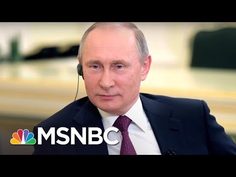 President Doanld Trump Warns Russia About Shooting Down US Missiles   Morning Joe   MSNBC