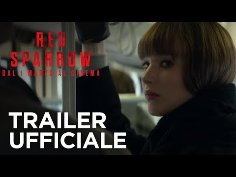 Red Sparrow | Trailer ufficiale HD | 20th Century Fox 2018