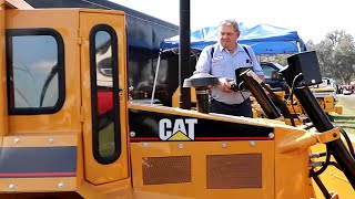 MOST AMAZING Hand Built CATERPILLAR D6 DOZER you will ever SEE!!!!!!!