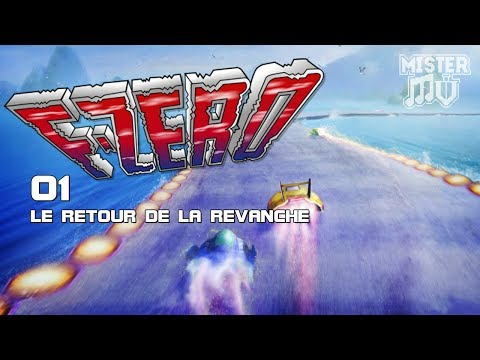 F-Zero (SNES) - 01 - Le Retour de la Revanche