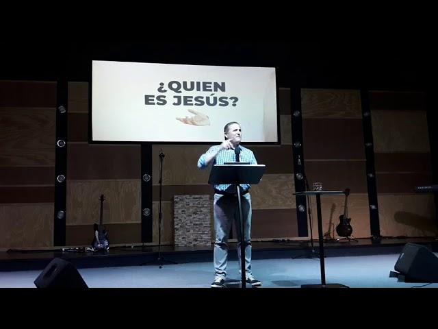 Sabiduría para entender quien es Jesús - Pastor Diego Touzet