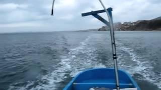 Св.Влас. Выход в Черное море на морскую рыбалку(Моя первая морская рыбалка в качестве юнги на рыболовном судне. Приятные впечатления и воспоминания. Присо..., 2012-11-23T23:53:04.000Z)
