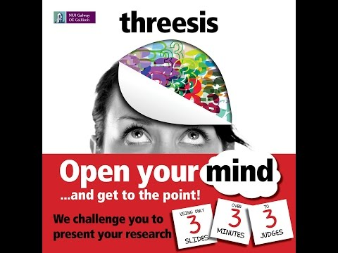 NUI Galway Threesis Final 2014 Live