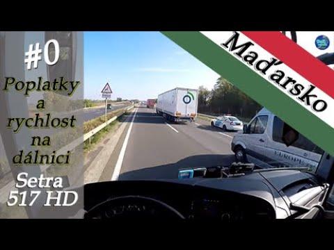 Z pohledu řidiče autobusu / Maďarsko-dálniční poplatky / Ohleduplnost