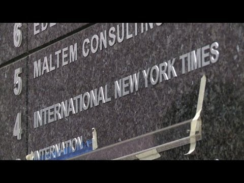 IHT rebrands to become International New York Times