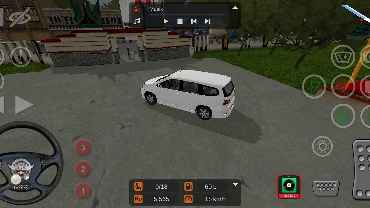 6600 Mod Bussid Mobil Grand Livina HD Terbaik