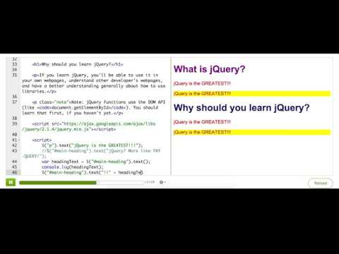 Getting info on elements with jQuery | Computer Programming | Khan Academy